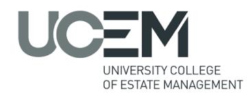 University College of Estate Management (UCEM)